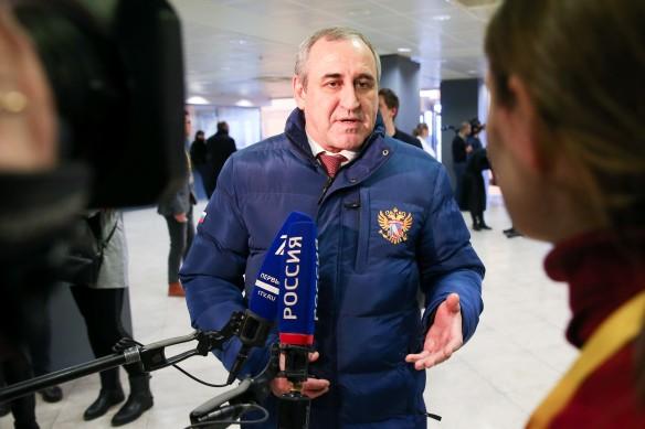 Сергей Неверов. Фото:Марат Абулхатин/ТАСС