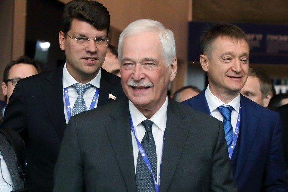 Борис Грызлов. Фото: GLOBAL LOOK press/Zamir Usmanov