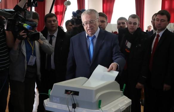 Владимир Жириновский. Фото: Антон Новодережкин/ТАСС