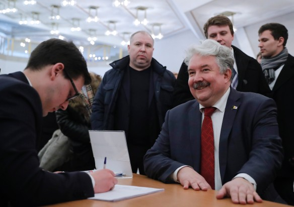 Сергей Бабурин. Фото: Михаил Метцель/ТАСС