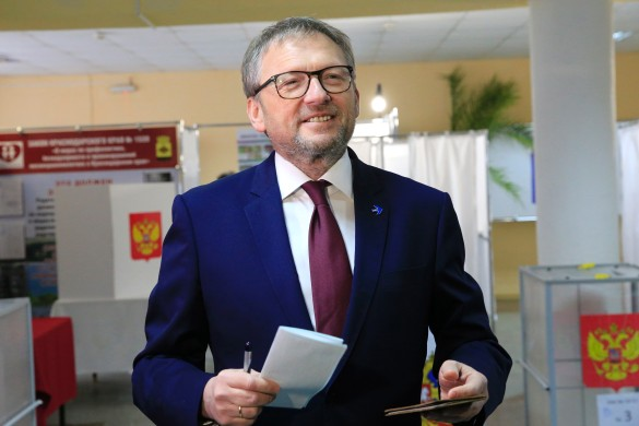 Борис Титов. Фото: Валерий Матыцин/ТАСС