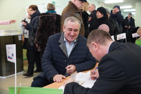 Сергей Неверов. Фото: пресс-служба ЕР
