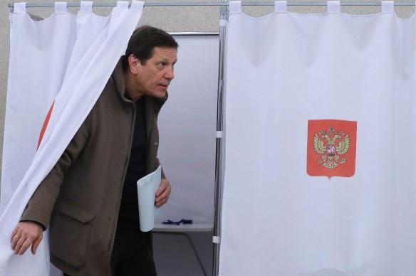 Александр Жуков. Фото: Михаил Метцель/ТАСС