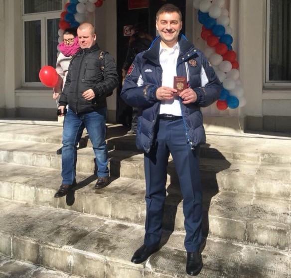 Сергей Железняк. Фото: пресс-служба ЕР