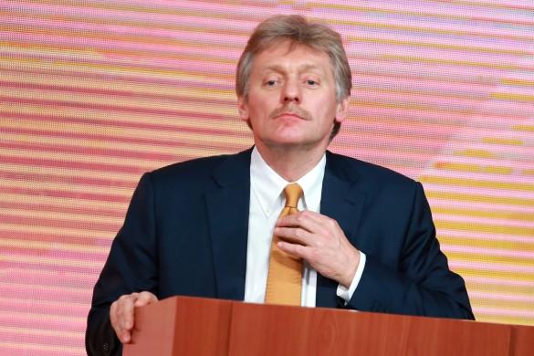 Дмитрий Песков. Фото: GLOBAL LOOK press/Dmitry Golubovich