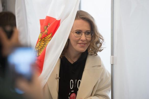 Ксения Собчак. Фото: GLOBAL LOOK press/Anton Belitsky