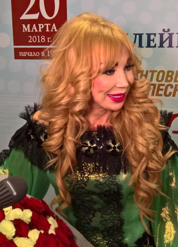 Маша Распутина. Фото: Dni.Ru/Феликс Грозданов