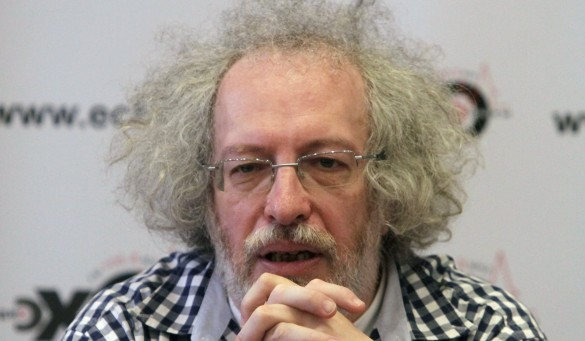 Алексей Венедиктов. Фото: GLOBAL LOOK press/Nikolay Titov