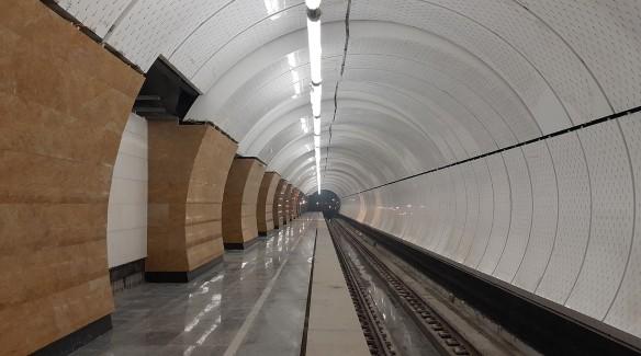 """Станция """"Окружная"""". Фото: stroi.mos.ru"""