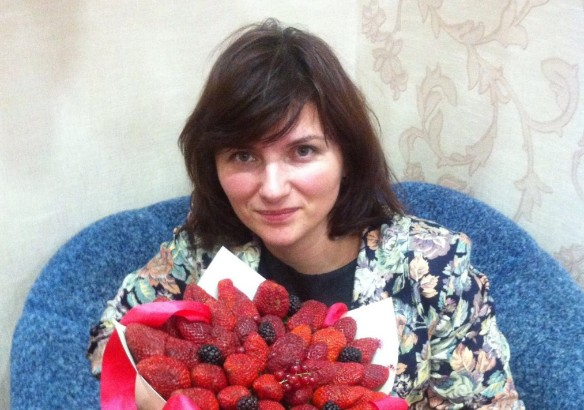 Татьяна Дарсалия. Фото: vk.com/id191866907