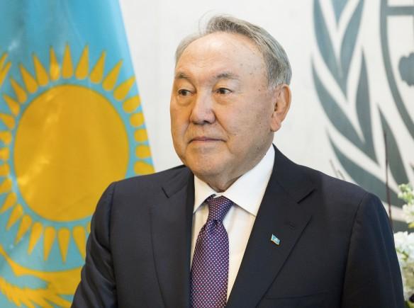 Нурсултан Назарбаев. Фото: GLOBAL LOOK press