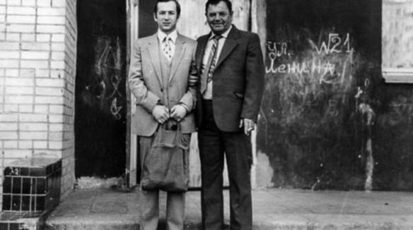 Сергей Скрипаль с отцом. Фото: GLOBAL LOOK press/ukr.media