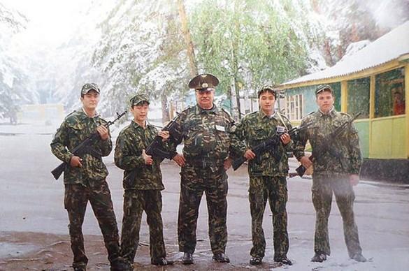 Сергей Скрипаль (в центре). Фото: GLOBAL LOOK press/ukr.media