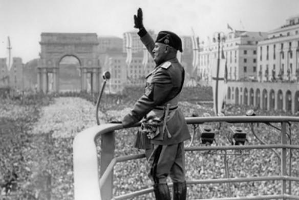 Бенито Муссолини. Фото: wikipedia.org