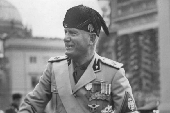 Бенито Муссолини. Фото: GLOBAL LOOK press