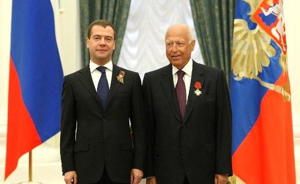 Дмитрий Медведев и Виктор Черномырдин. Фото: Kremlin.ru