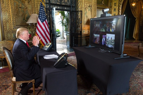Дональд Трамп. Фото: GLOBAL LOOK press/White House/