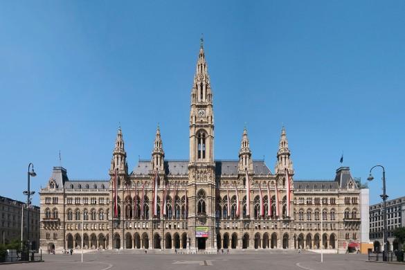 Вена. Фото: wikipedia.org/Thomas Ledl