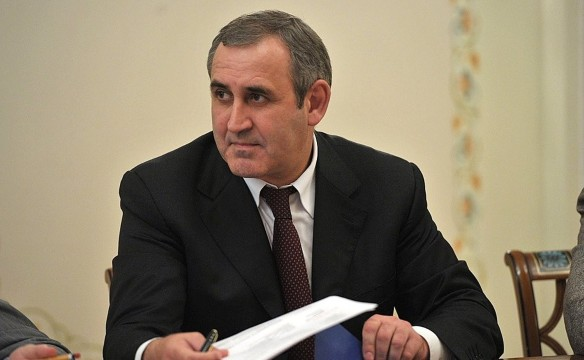 Сергей Неверов. Фото: GLOBAL LOOK press/Kremlin Pool