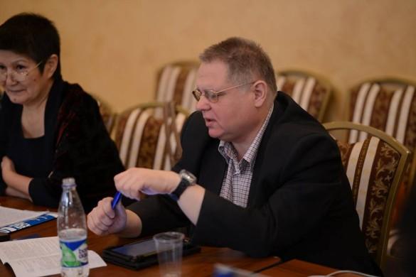 Леонид Гусев. Фото: facebook.com/lgoussev