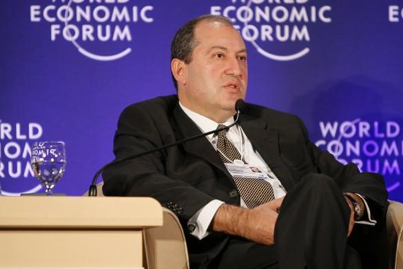 Армен Саркисян. Фото: wikipedia.org