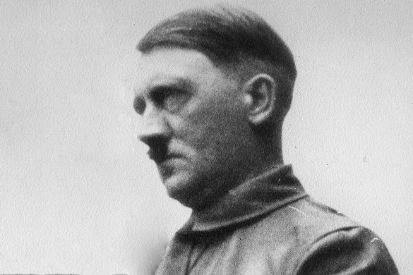 Адольф Гитлер. Фото: GLOBAL LOOK press/Andrey Kotliarchuk