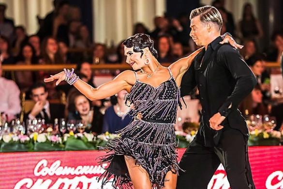 Стефано Мориондо и Дарья Глухова. Фото: Алексей Исмагилов