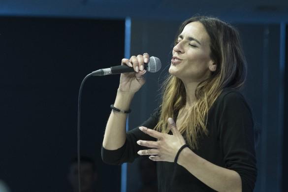 Певица Bebe. Фото: GLOBAL LOOK press/Oscar Gonzalez