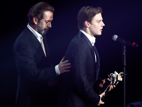 Владимир Машков и Павел Табаков. Фото: Валерий Шарифулин/ТАСС