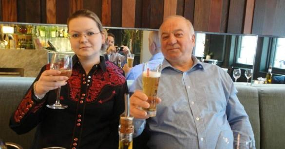Юлия и Сергей Скрипаль. Фото: GLOBAL LOOK press/ukr.media
