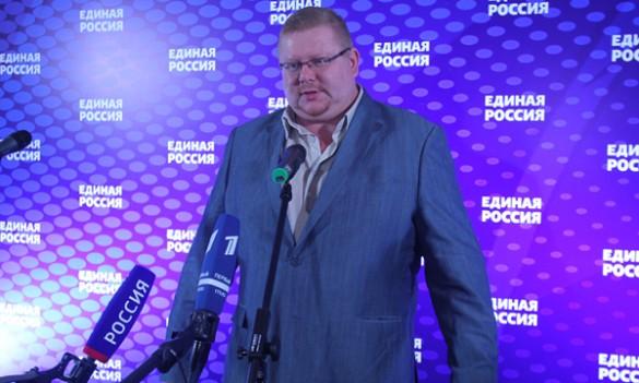 Павел Данилин. Фото: er.ru