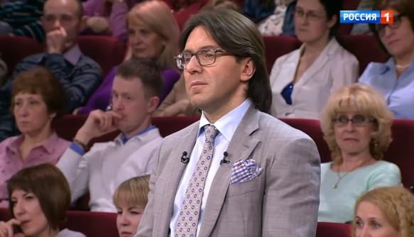 Андрей Малахов. Кадр youtube.com