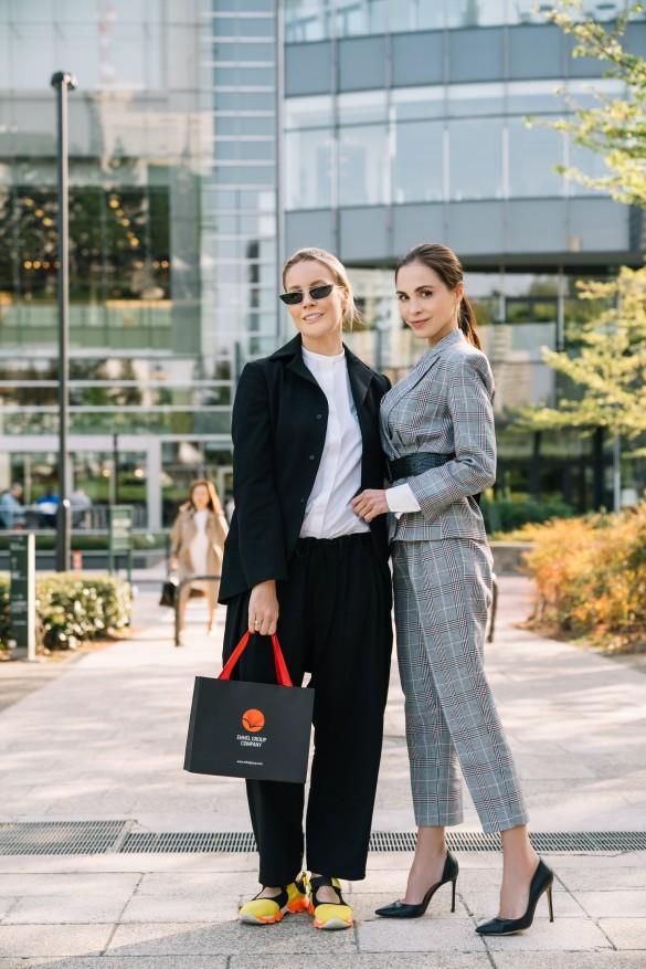 Юлия Энхель и Елена Летучая. Фото: Пресс-служба
