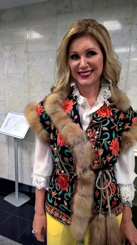 Виктория Цыганова. Фото: Dni.Ru/Феликс Грозданов