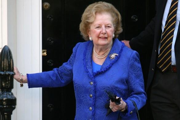 Маргарет Тэтчер. Фото: GLOBAL LOOK press/Margaret Thatcher