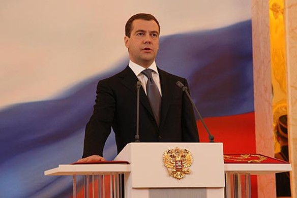 Дмитрий Медведев. Фото: wikipedia.org/Kremlin.ru
