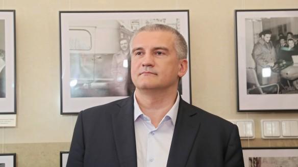 Сергей Аксёнов. Фото: GLOBAL LOOK press/glava.rk. gov.ru