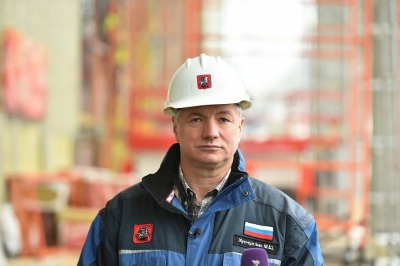 Марат Хуснуллин. Фото: stroi.mos.ru