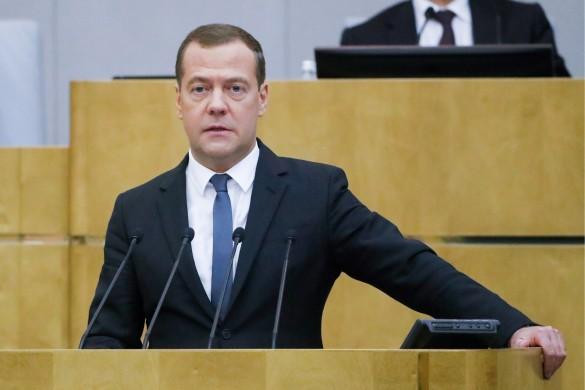 Дмитрий Медведев. Фото: Метцель Михаил/ТАСС