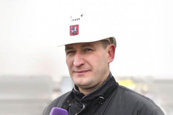 Альберт Суниев. Фото: stroi.mos.ru