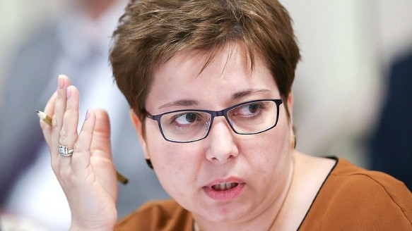 Анна Федермессер. Фото: duma.gov.ru