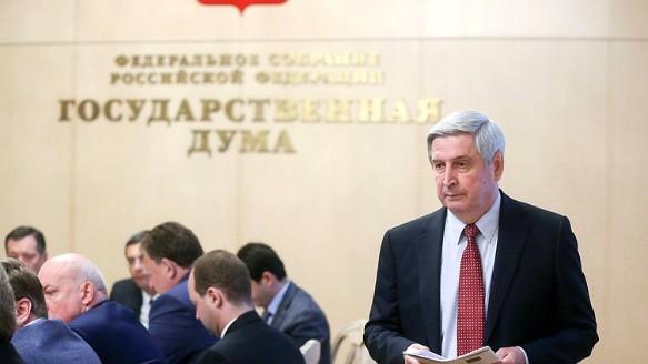 Иван Мельников. Фото: duma.gov.ru