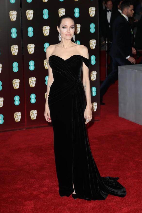 Анджелина Джоли. Фото: GLOBAL LOOK press/Stephen Lock