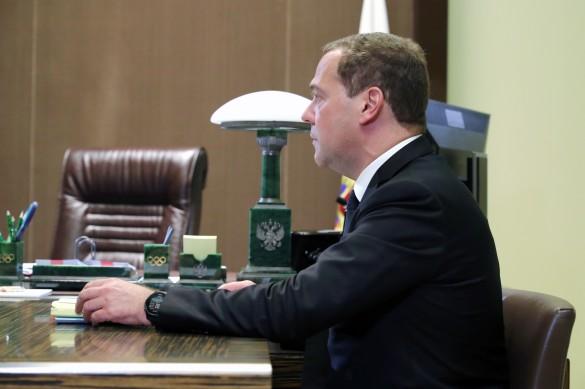 Дмитрий Медведев. Фото: Штукина Екатерина/ТАСС