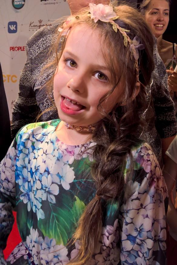 Внучка Ларисы Долиной. Фото: Феликс Грозданов/Dni.Ru