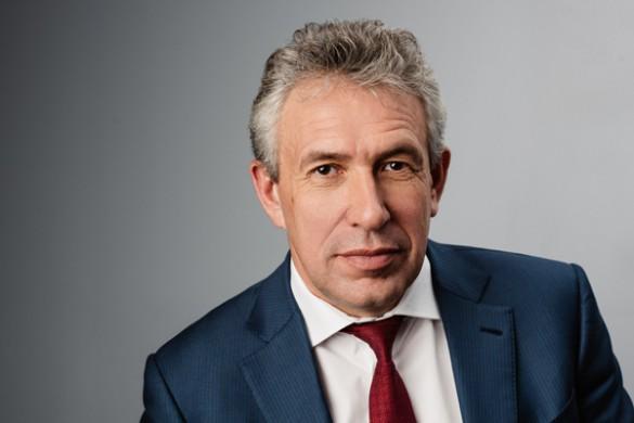 Сергей Горьков. Председатель ВЭБ. Фото: пресс-служба
