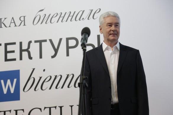 Сергей Собянин. Фото: archmoscow.ru