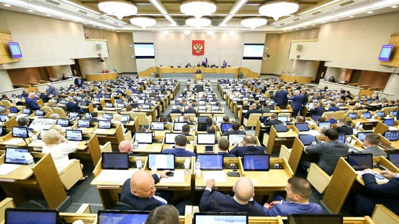 Фото: GLOBAL LOOK press/Russian State Duma Photo Service