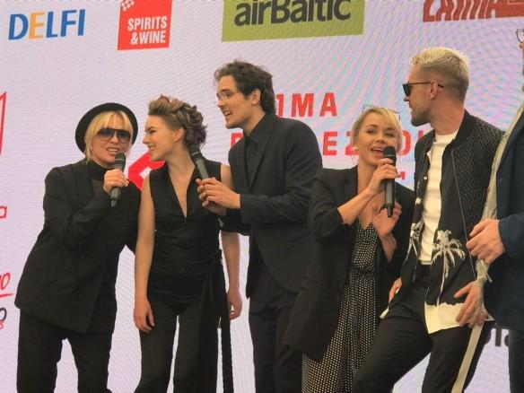 """На """"Рандеву"""" будет немало молодых исполнителей. Фото: Dni.ru"""