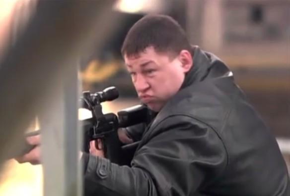 """Илья Уткин. Кадр из фильма """"Дикий"""""""